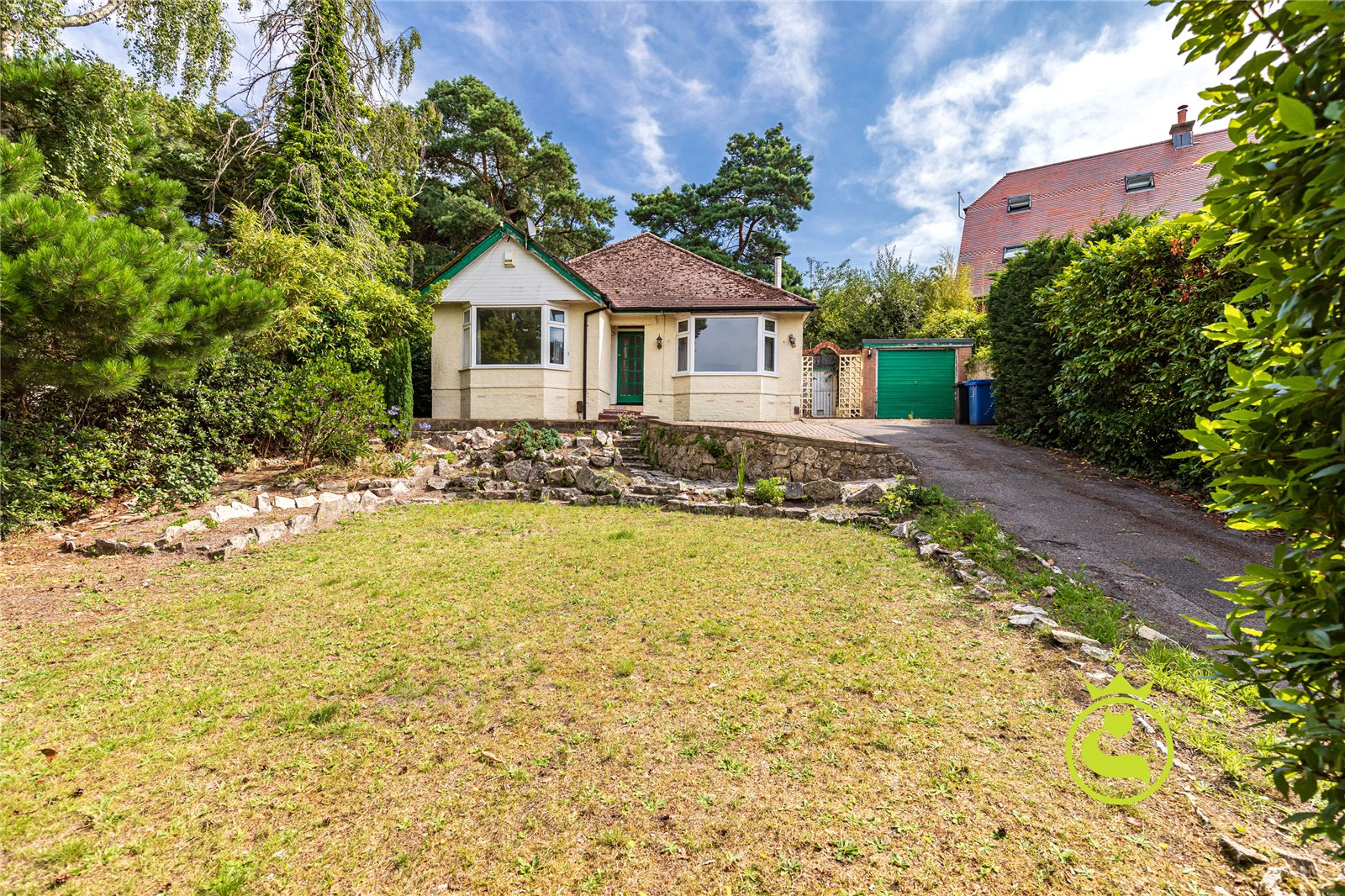 2 bed bungalow to rent in Alton Road, Lower Parkstone  - Property Image 1