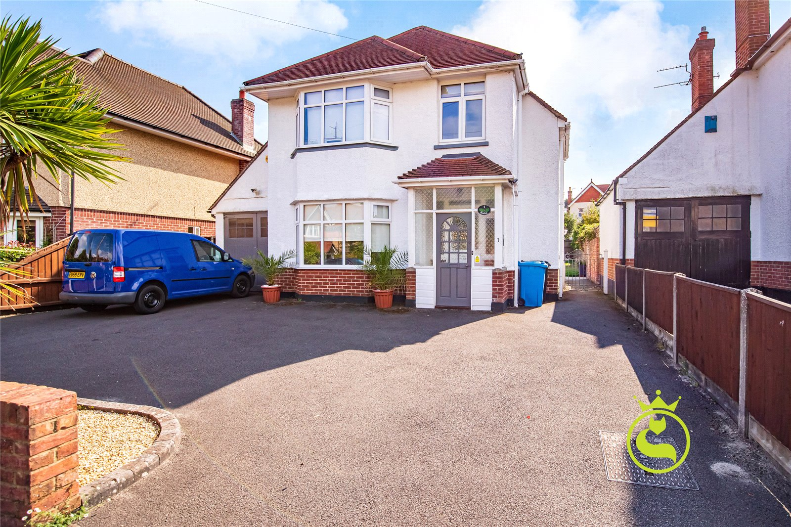 4 bed house to rent in Torbay Road, Poole, BH14