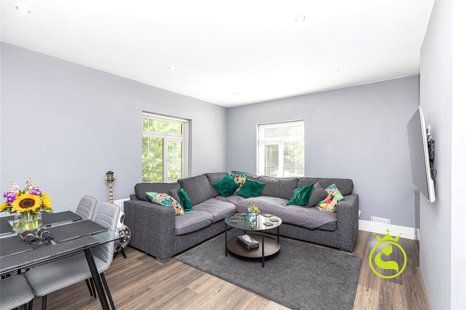 3 bed apartment for sale in Surrey Road, Poole, BH12