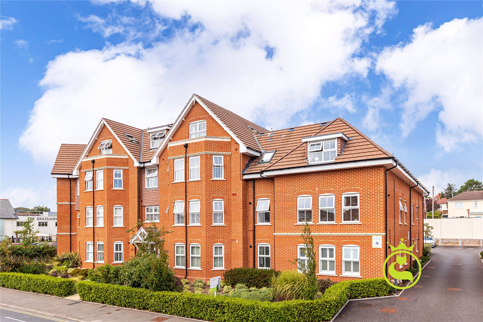 1 bed apartment for sale in Bournemouth Road, Lower Parkstone, BH14