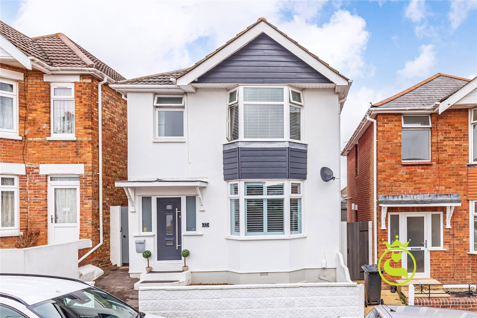 3 bed house for sale in Cheltenham Road, Parkstone, BH12