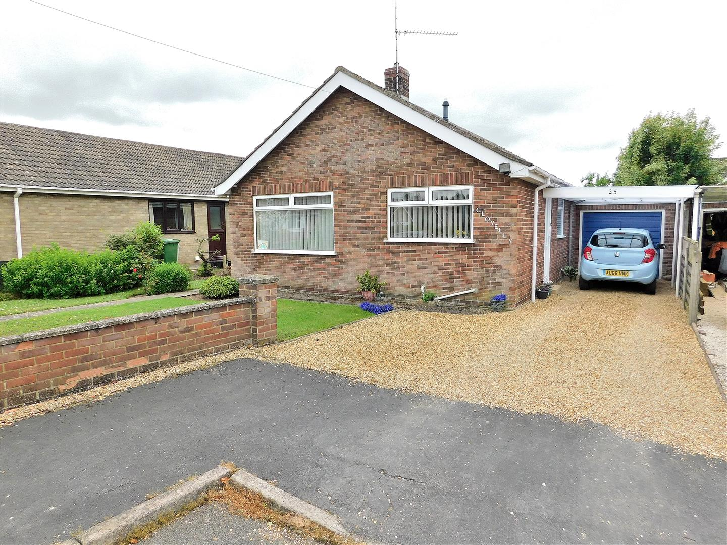 2 bed detached bungalow for sale in Orchard Road, King's Lynn, PE34