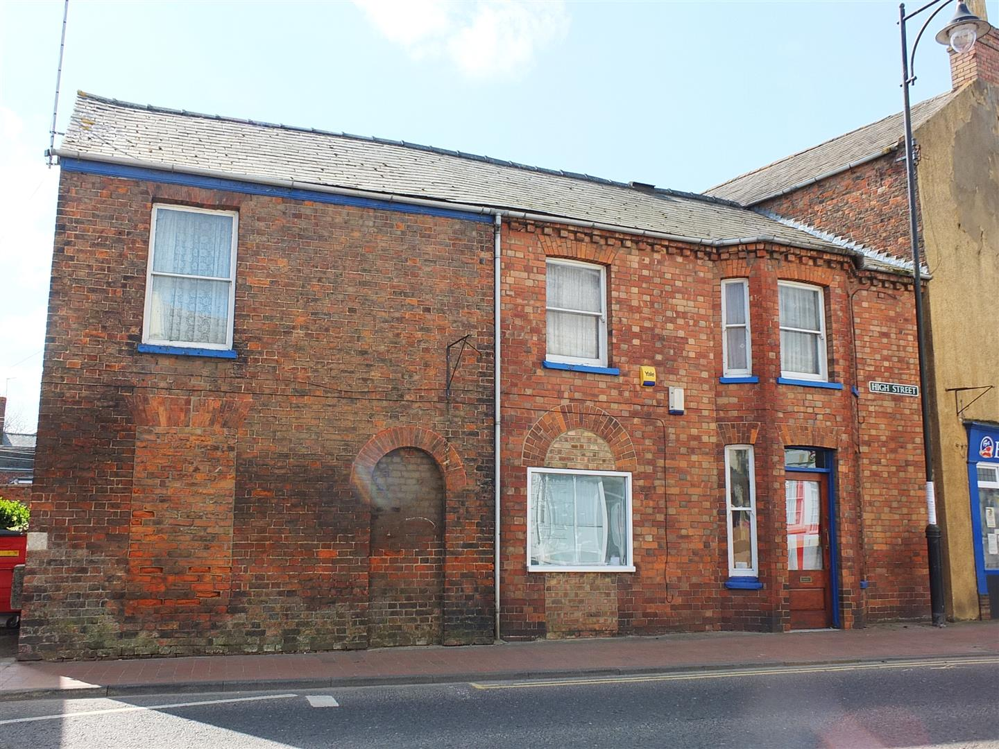 1 bed flat to rent in High Street, Long Sutton Spalding 0