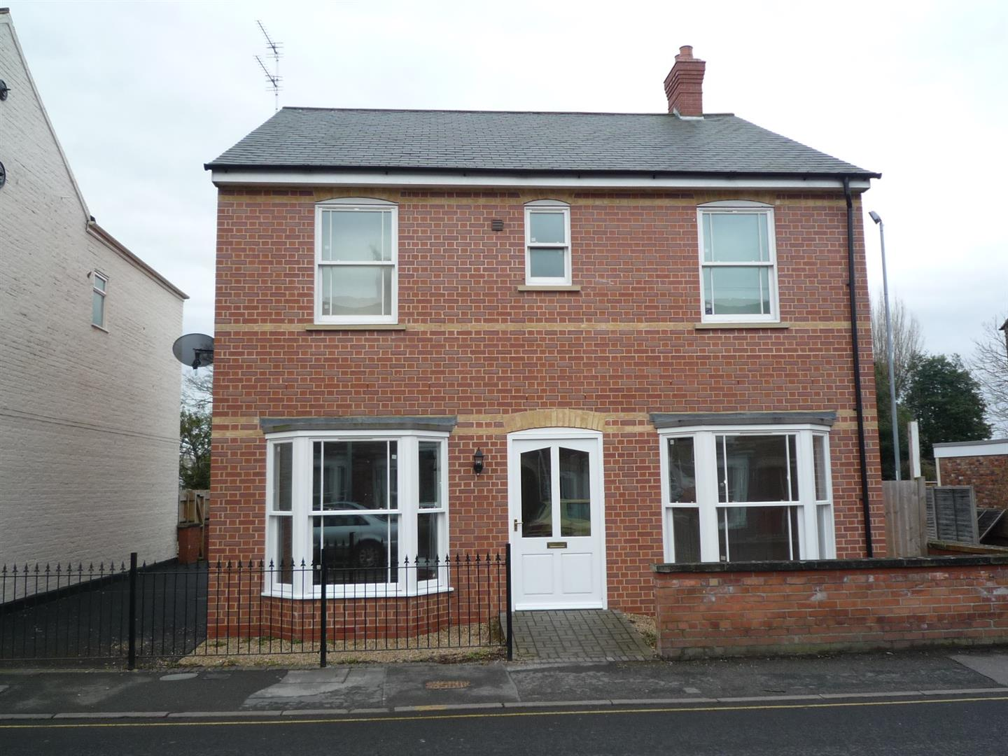 1 bed flat to rent in West Street, Long Sutton Spalding 0
