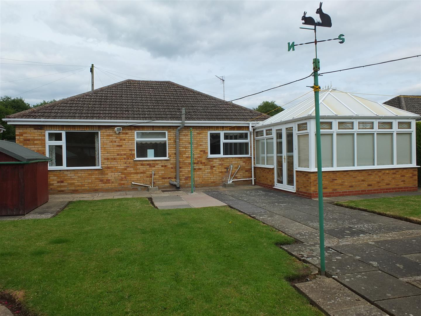 2 bed detached bungalow to rent in Sturton Way, Long Sutton Spalding 2