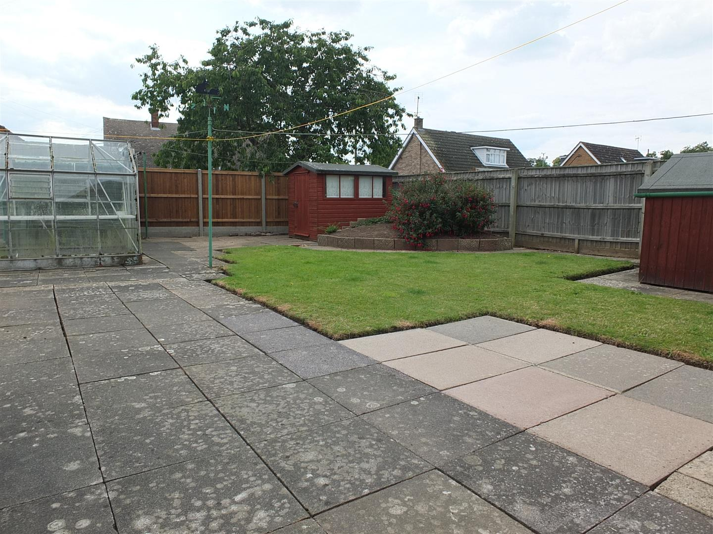 2 bed detached bungalow to rent in Sturton Way, Long Sutton Spalding 3