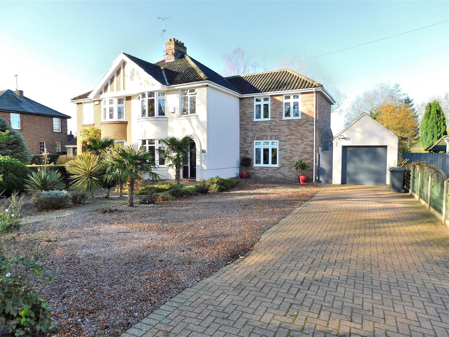 4 bed semi-detached house for sale in King's Lynn, PE34 4PG, PE34