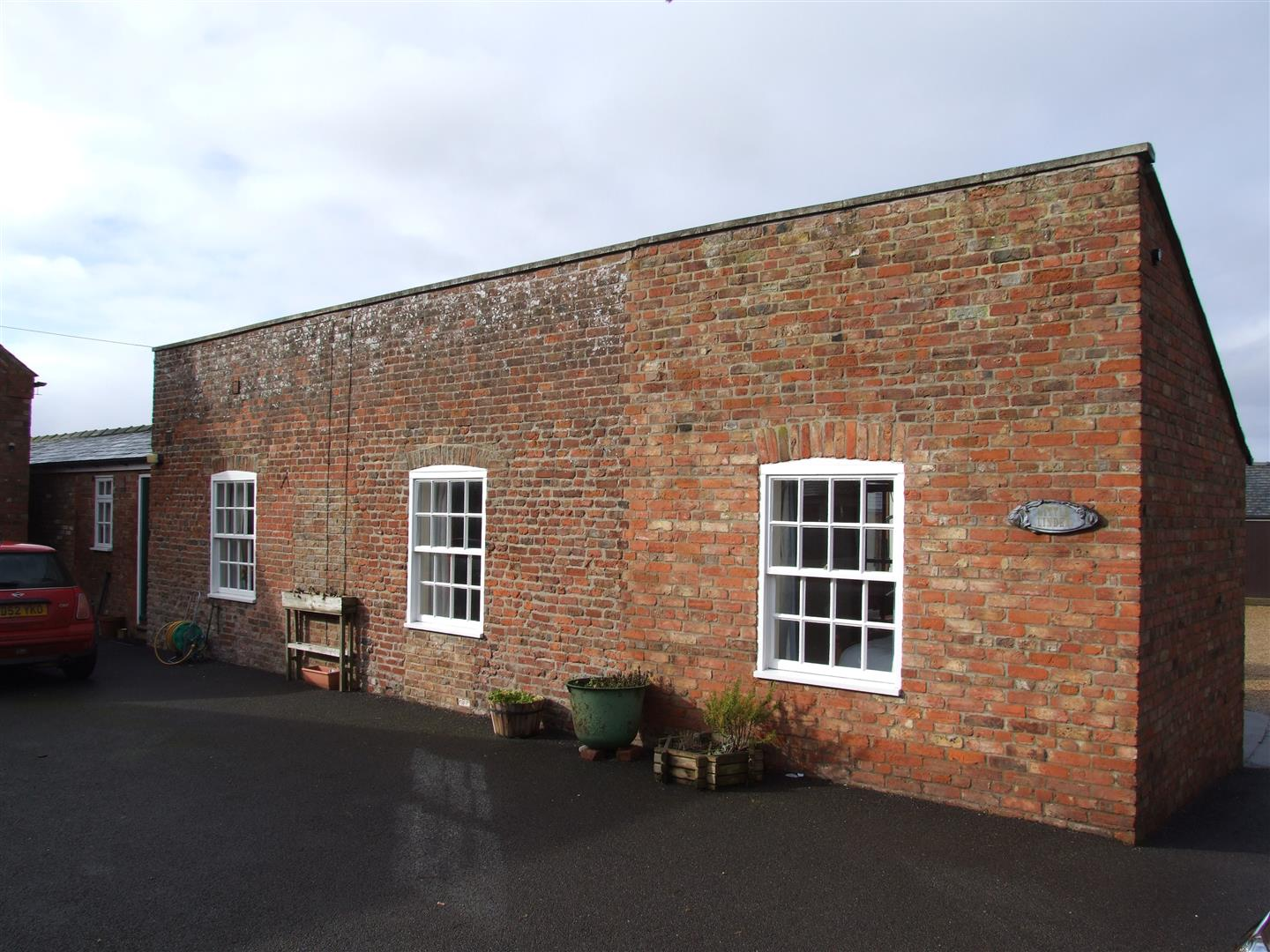 1 bed cottage to rent in Churchgate, Gedney Spalding, PE12