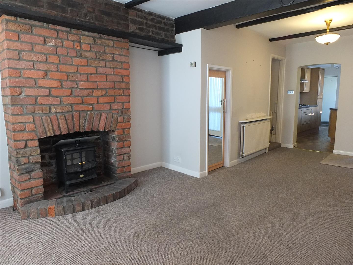 2 bed terraced house to rent in Sutton Bridge Spalding, PE12 9SX 2