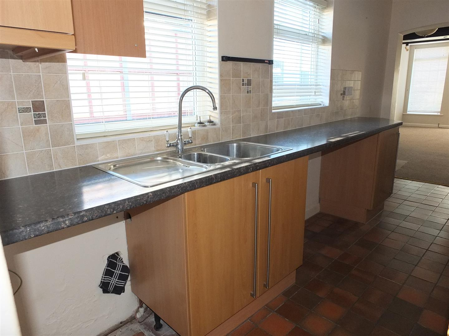 2 bed terraced house to rent in Sutton Bridge Spalding, PE12 9SX  - Property Image 5