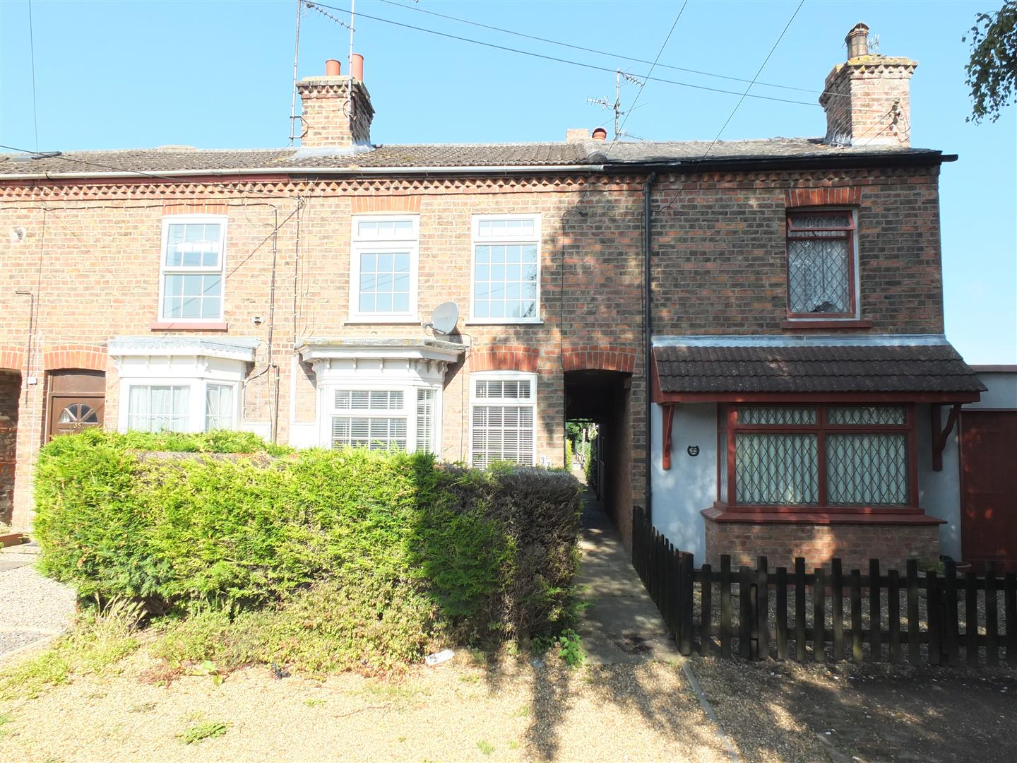 2 bed terraced house to rent in Sutton Bridge Spalding, PE12 9SX  - Property Image 11