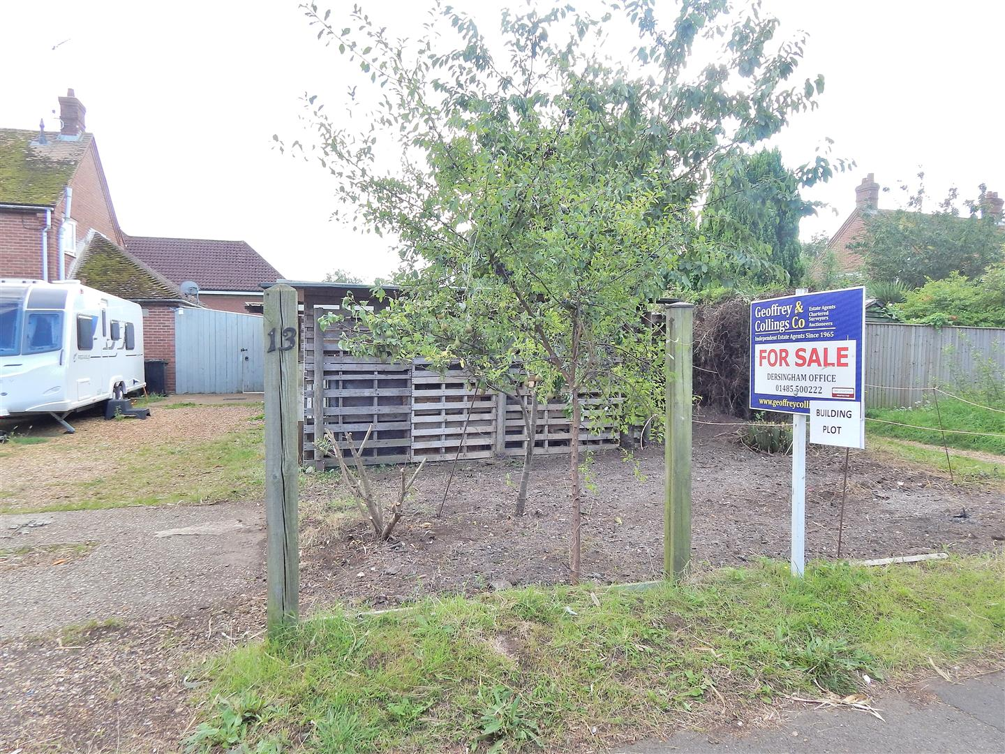 Plot for sale in Dersingham King's Lynn, PE31 6HN, PE31