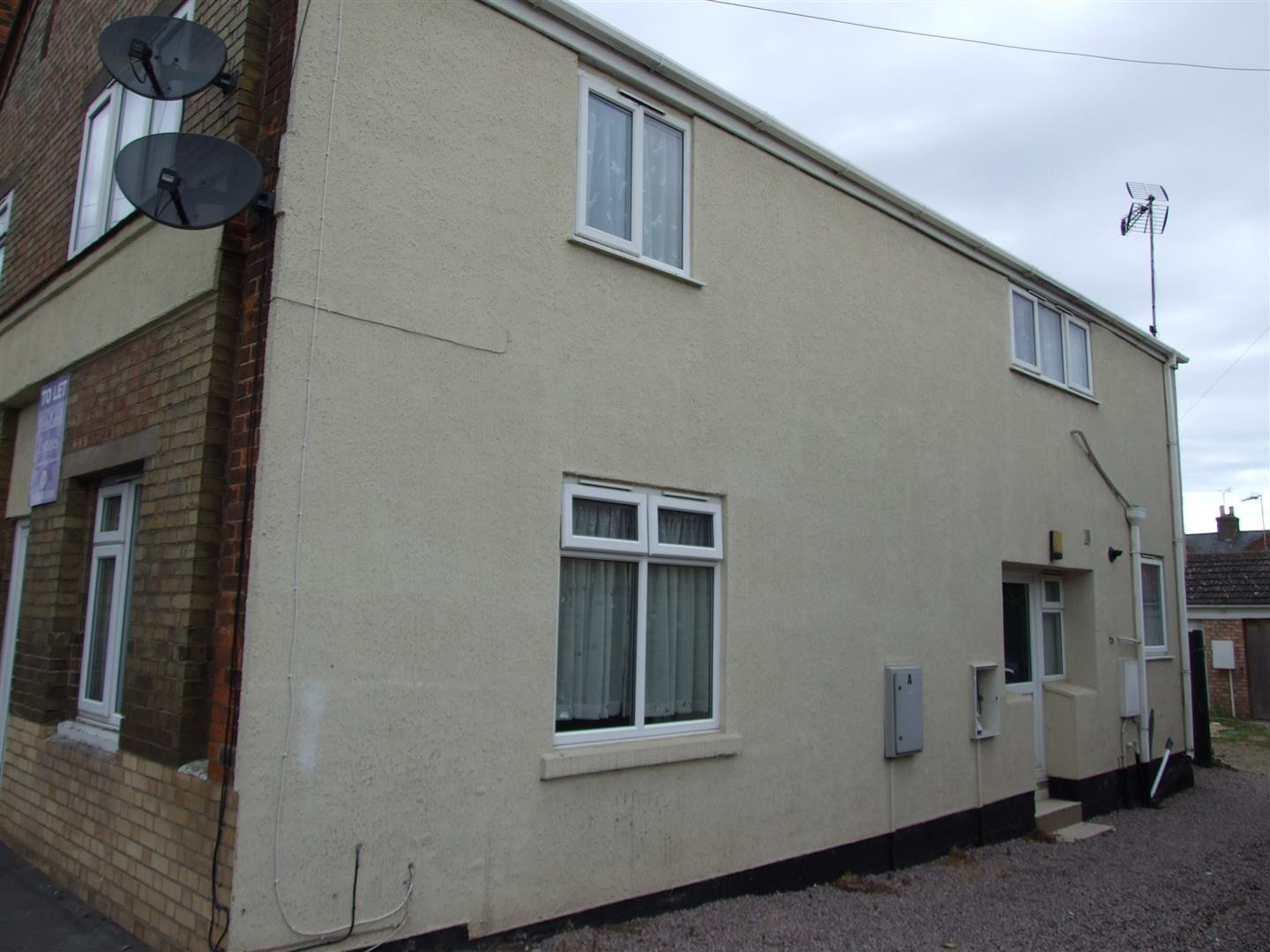 2 bed flat to rent in Sutton Bridge Spalding, PE12 9SF, PE12