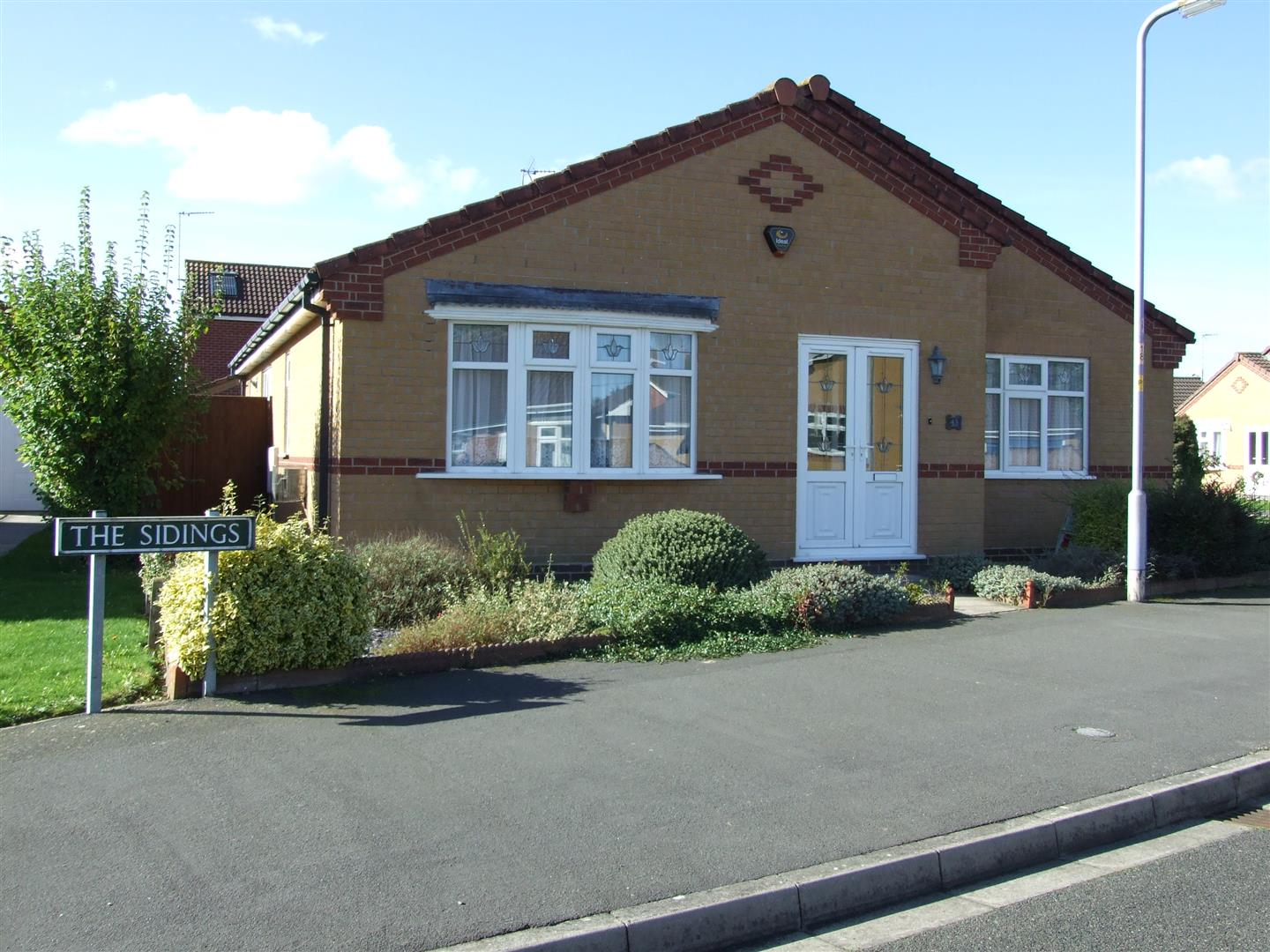 3 bed detached bungalow to rent in Spalding, PE12 9FA, PE12