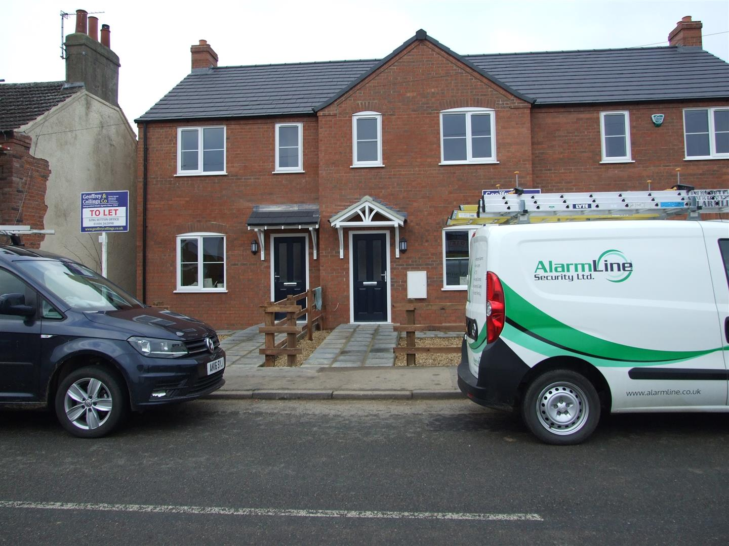 2 bed end of terrace house to rent in The Peatlings, Little London, Long Sutton Spalding, PE12