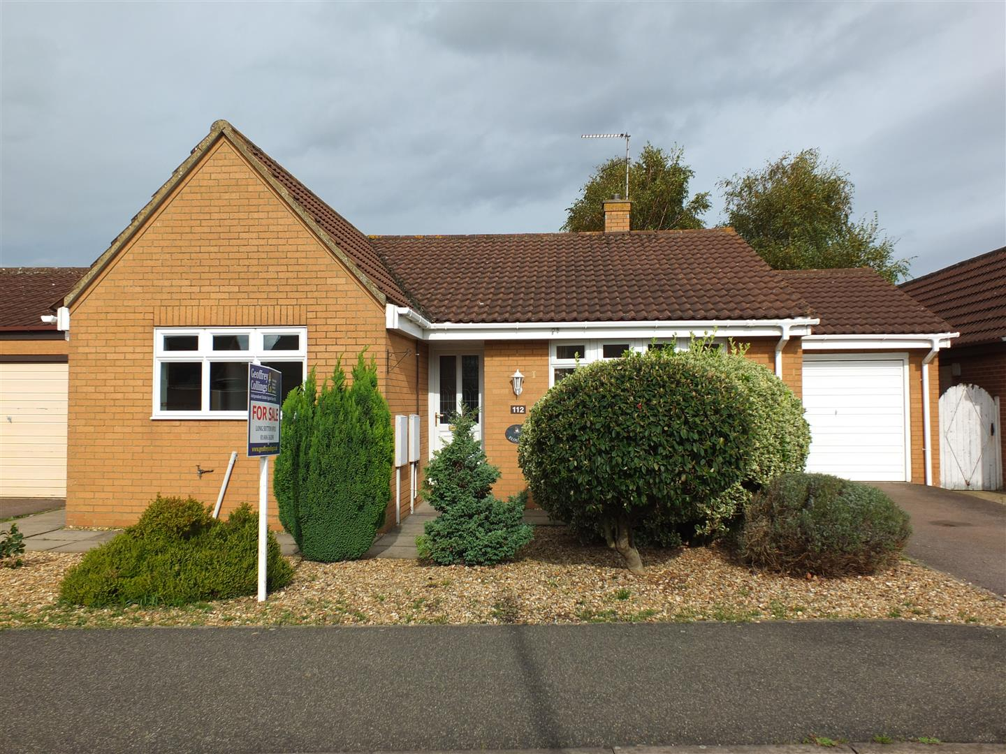 3 bed detached bungalow to rent in Sutton Bridge Spalding, PE12 9XQ, PE12