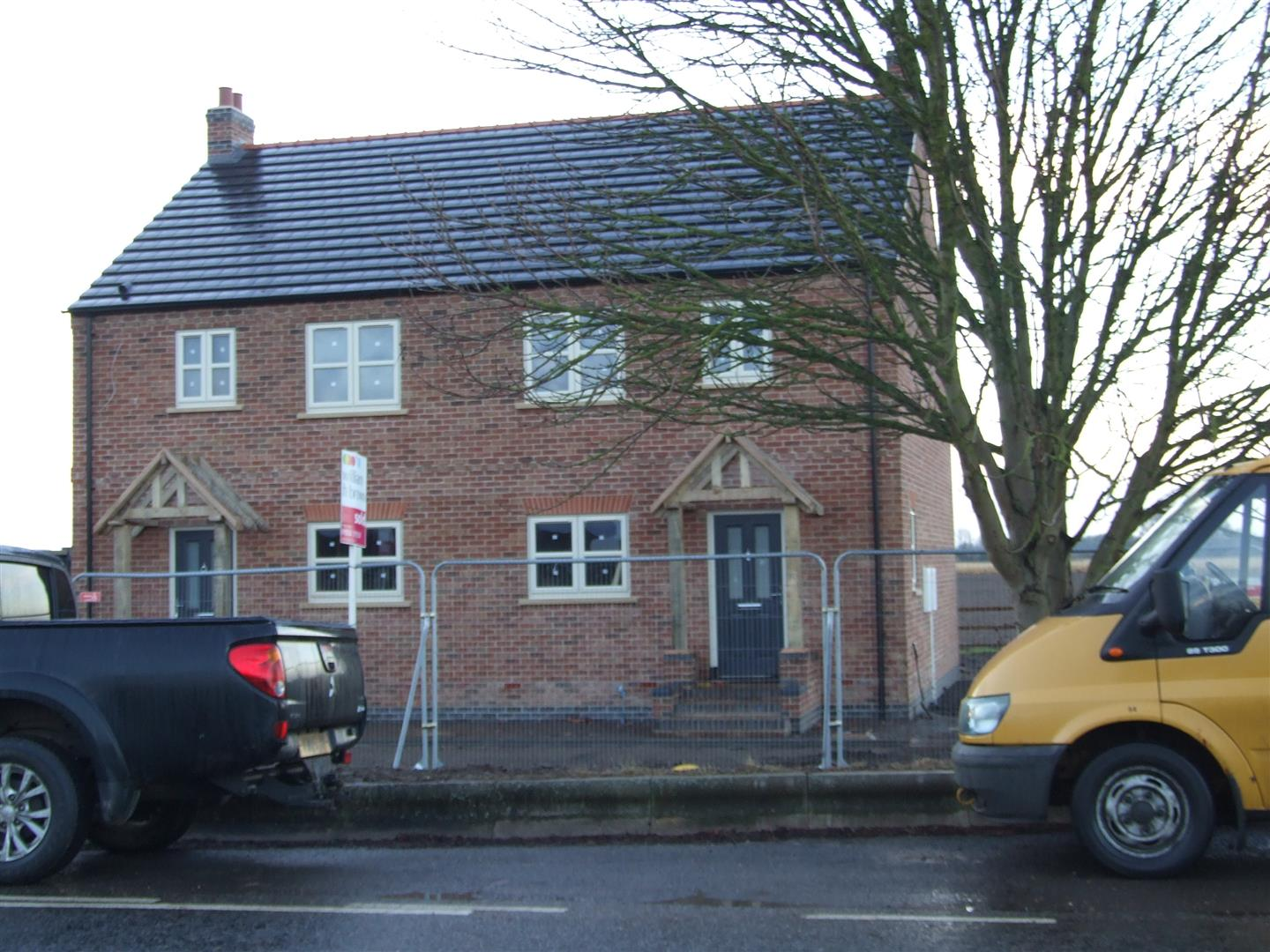 3 bed house to rent in Bridge Road, Sutton Bridge Spalding, PE12