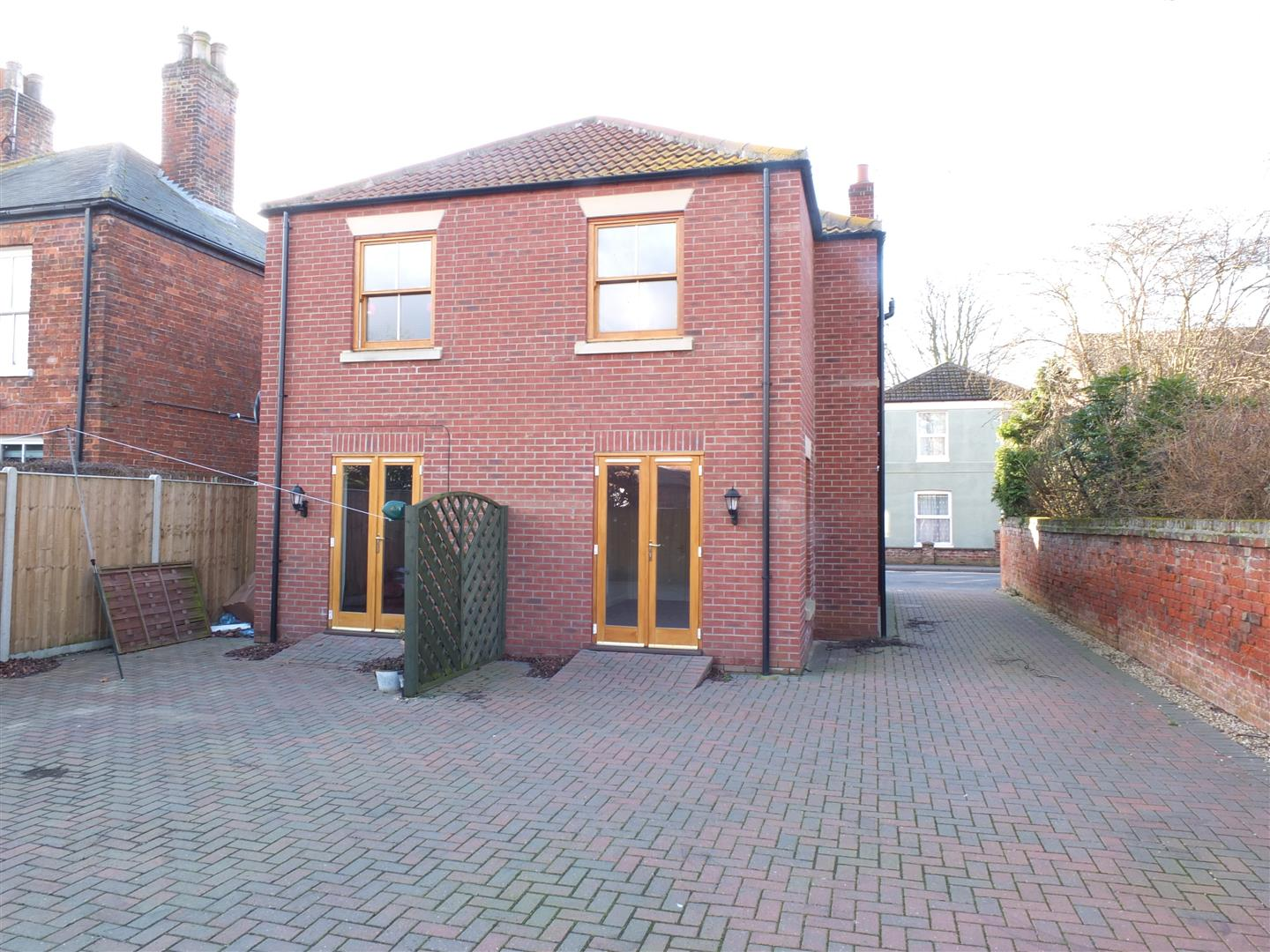 3 bed semi-detached house to rent in Holbeach Spalding, PE12 7DR 8
