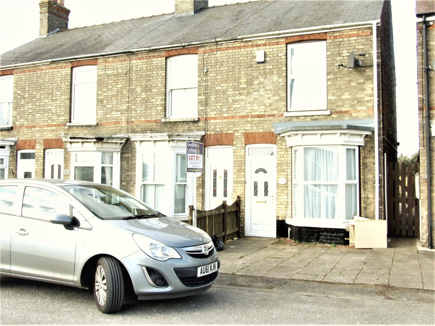 3 bed house to rent in Little London, Long Sutton Spalding, PE12