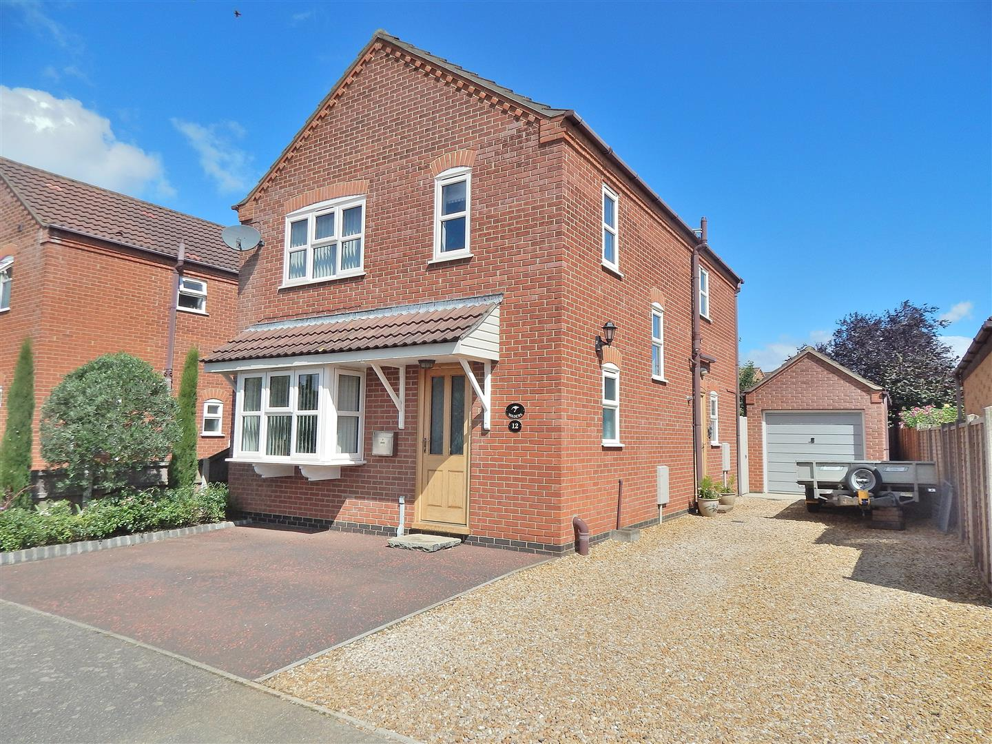 4 bed detached house for sale in James Jackson Road, King's Lynn - Property Image 1