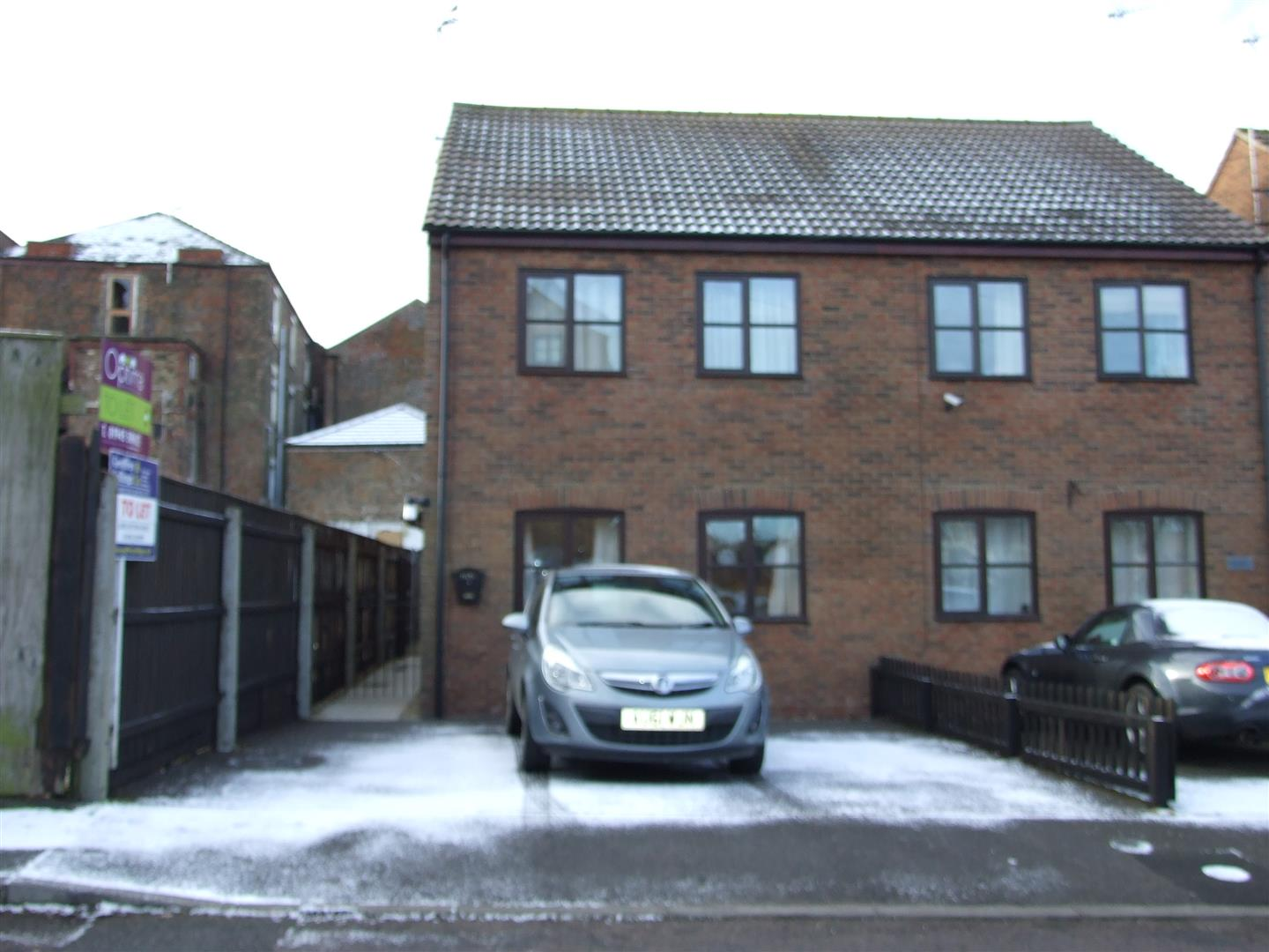 3 bed house to rent in Wharf Street, Sutton Bridge Spalding, PE12