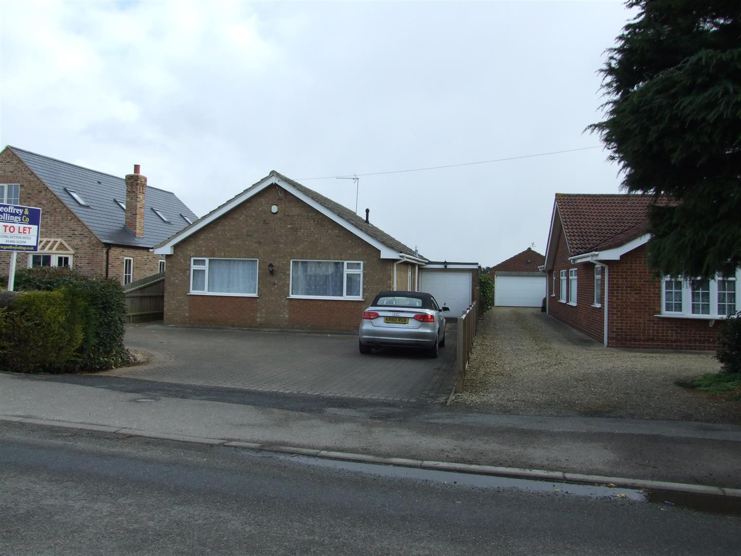 3 bed detached bungalow to rent in Long Sutton Spalding, PE12 9LF - Property Image 1