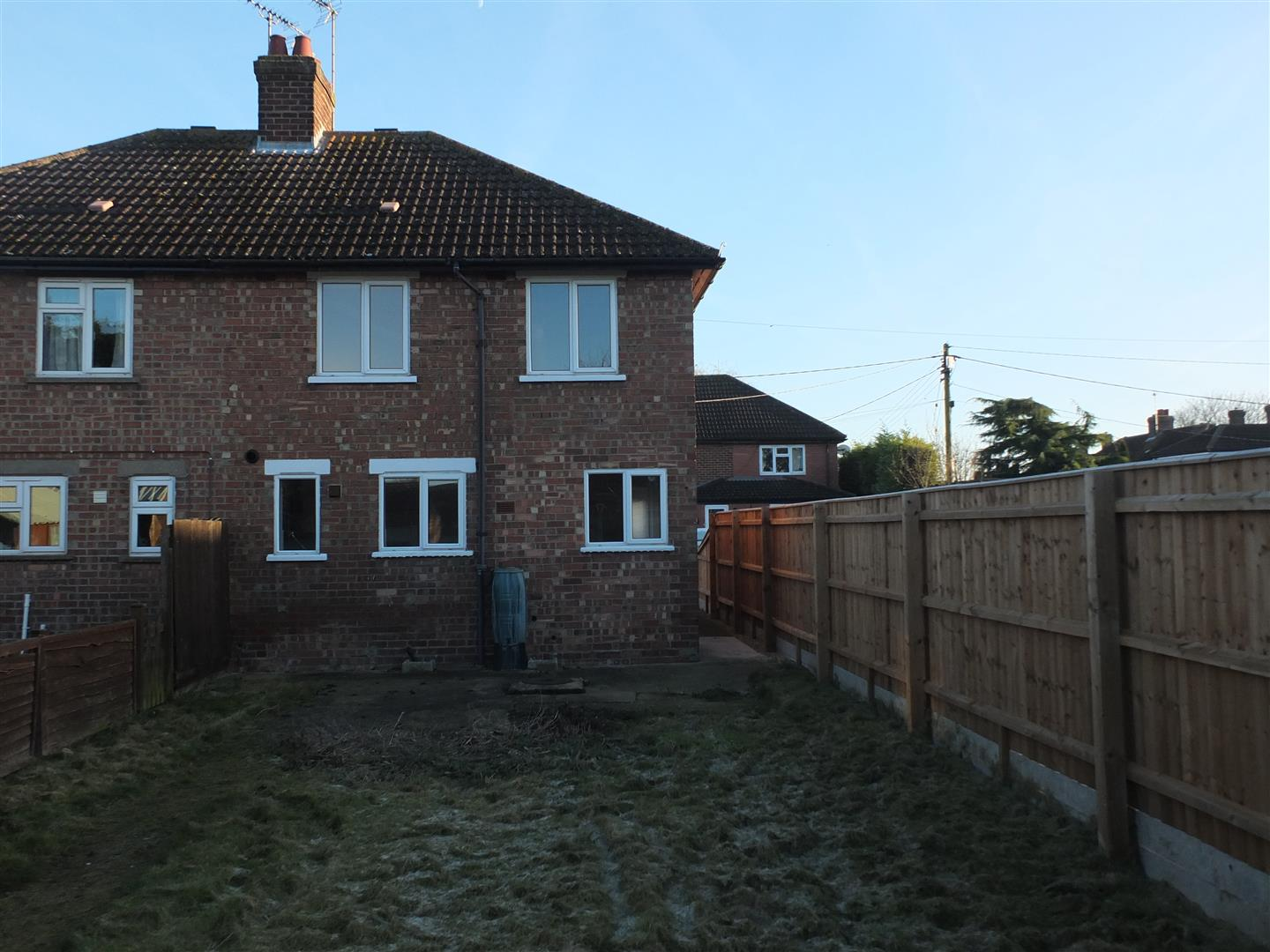 3 bed semi-detached house to rent in Long Sutton Spalding, PE12 9BT 9