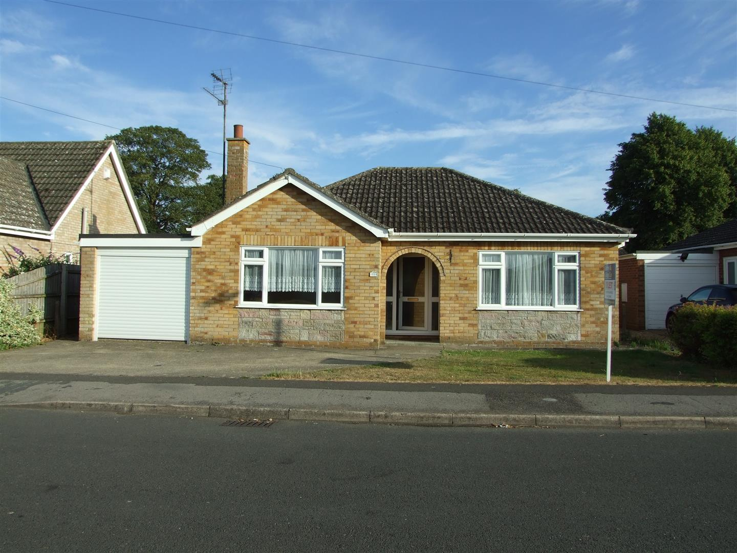 2 bed detached bungalow to rent in Long Sutton Spalding, PE12 9DU, PE12