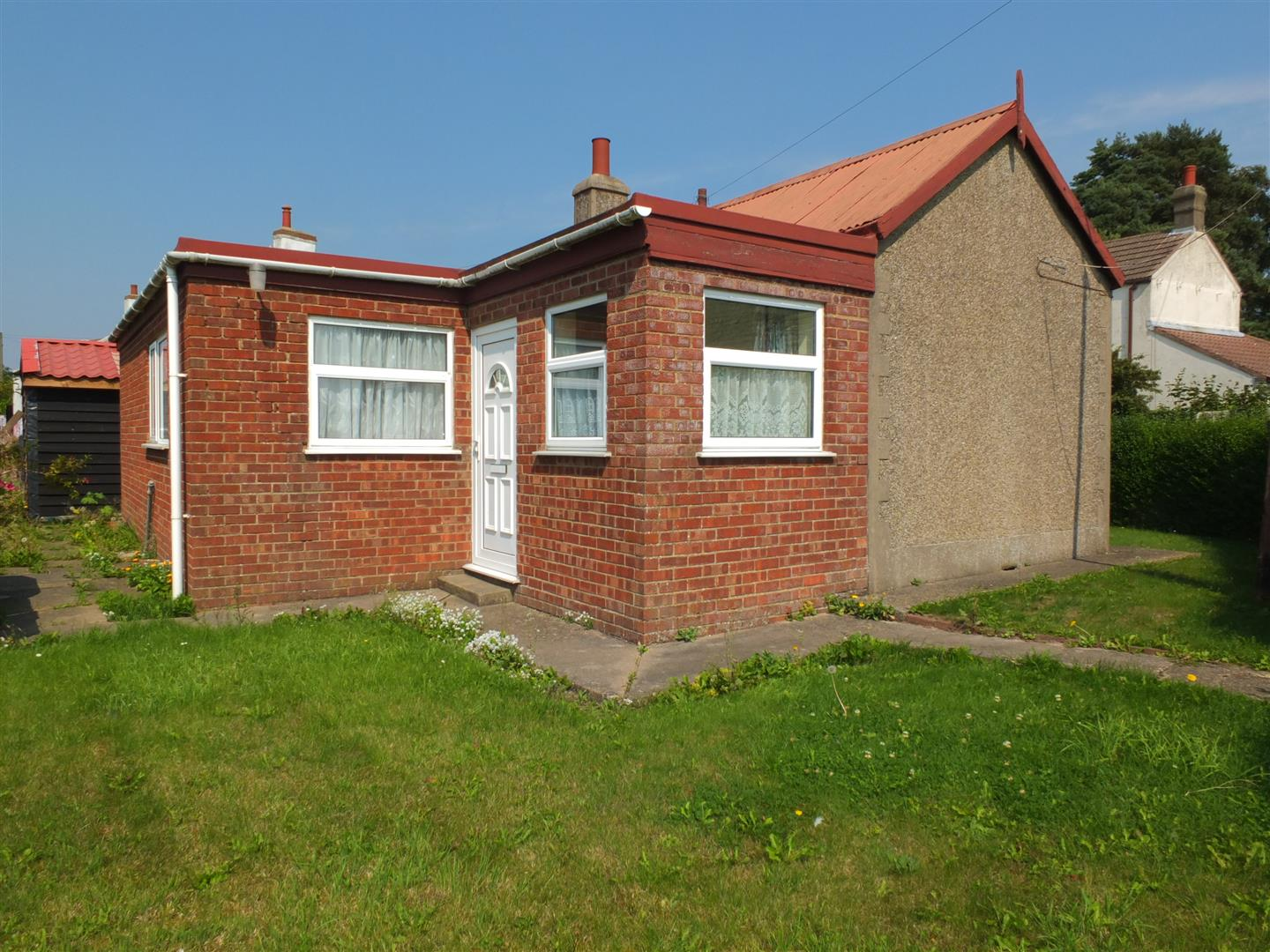 2 bed detached bungalow for sale in Gedney Drove End Spalding, PE12 9PG, PE12