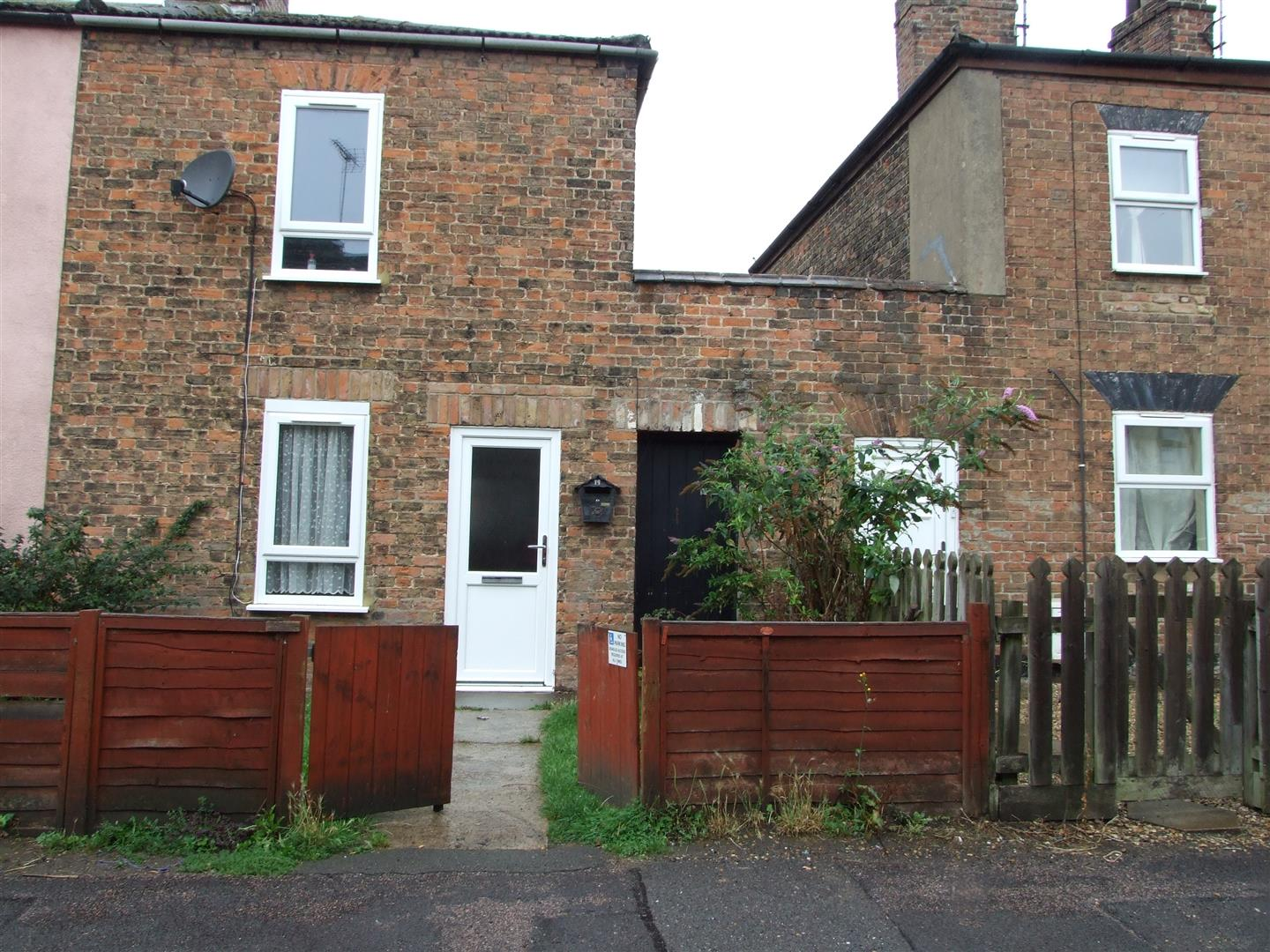 2 bed house to rent in Sutton Bridge Spalding, PE12 9UJ, PE12
