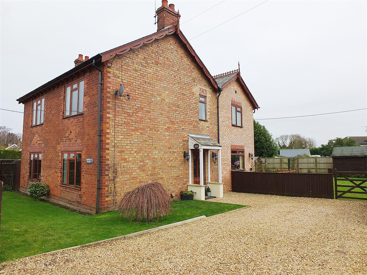 4 bed detached house for sale in Gedney Dyke Spalding, PE12 0AJ, PE12