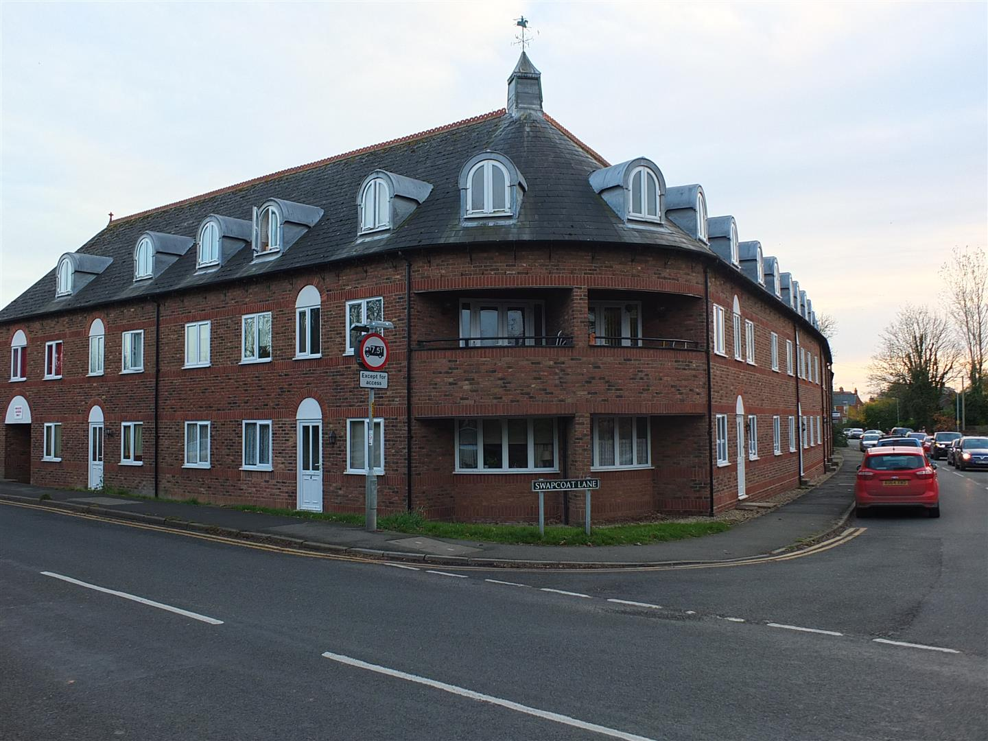2 bed flat to rent in Long Sutton Spalding, PE12 9RL, PE12