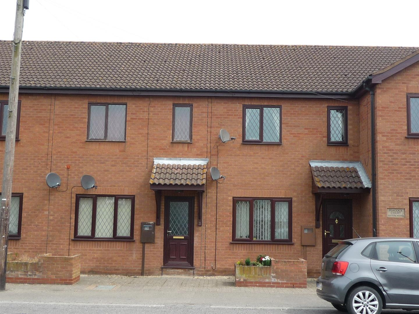 1 bed flat to rent in Sutton Bridge Spalding, PE12 9SB, PE12