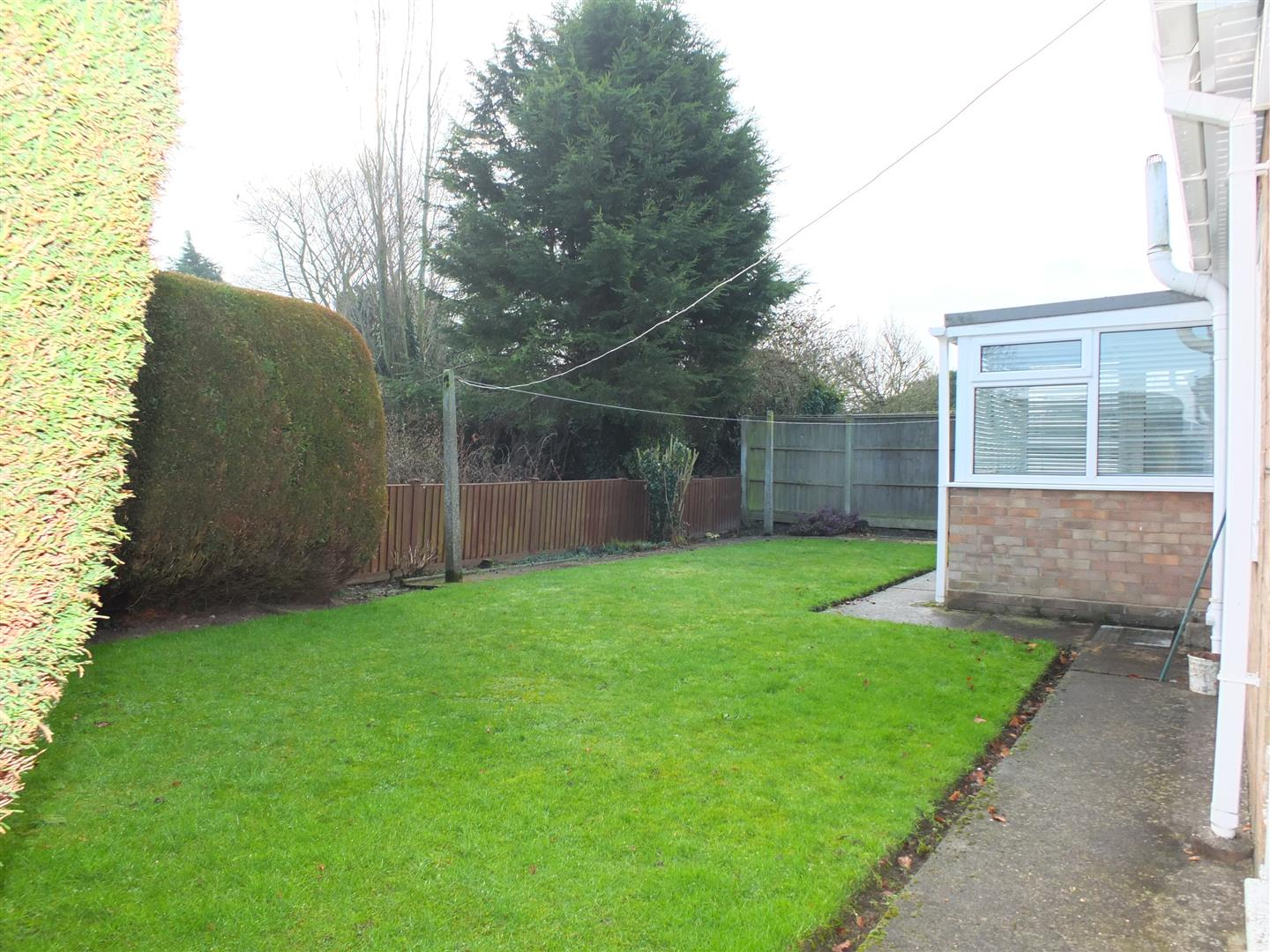 2 bed detached bungalow to rent in Sturton Way, Long Sutton Spalding 7