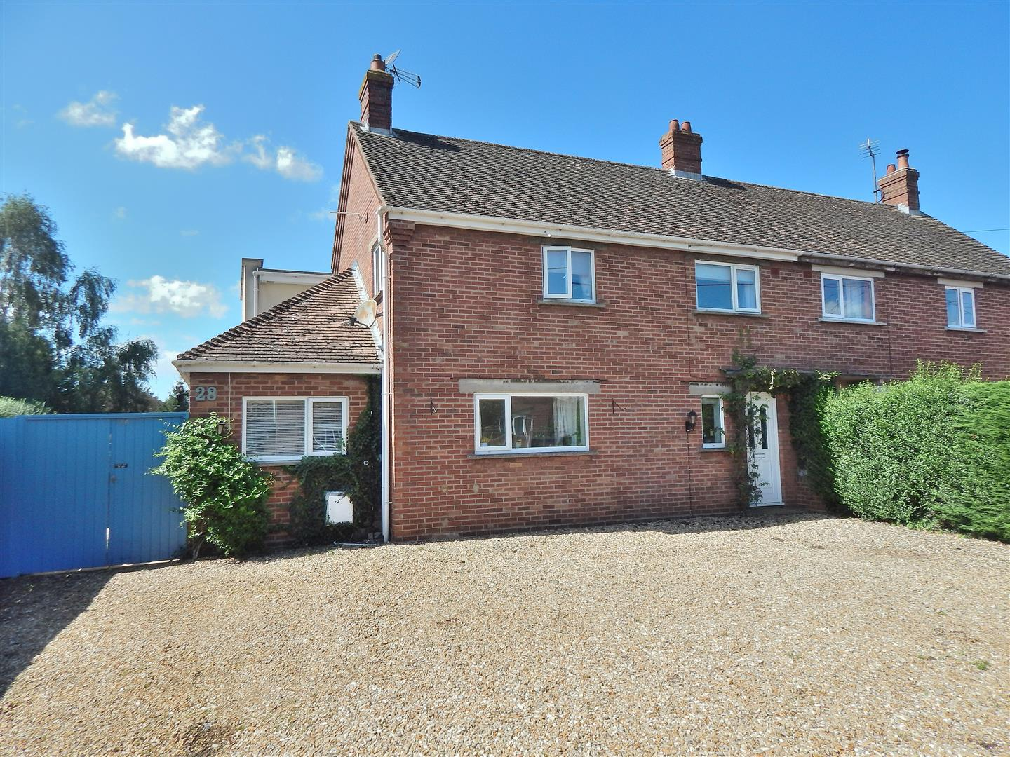 5 bed semi-detached house for sale in King's Lynn, PE31 6HN 0