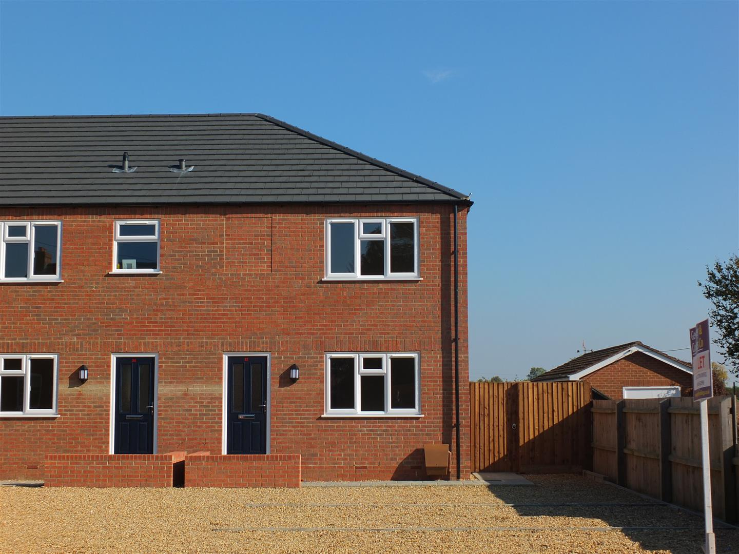 2 bed house to rent in Long Sutton Spalding, PE12 9LE, PE12