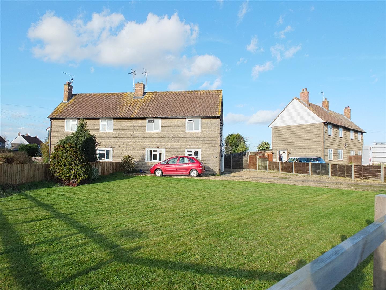 3 bed semi-detached house for sale in Batemans Close, Gedney Spalding - Property Image 1