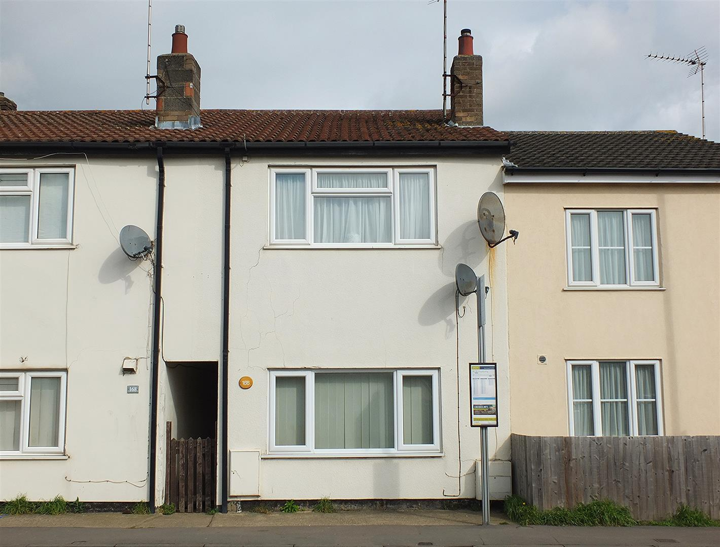 2 bed terraced house for sale in Sutton Bridge Spalding, PE12 9SF  - Property Image 1