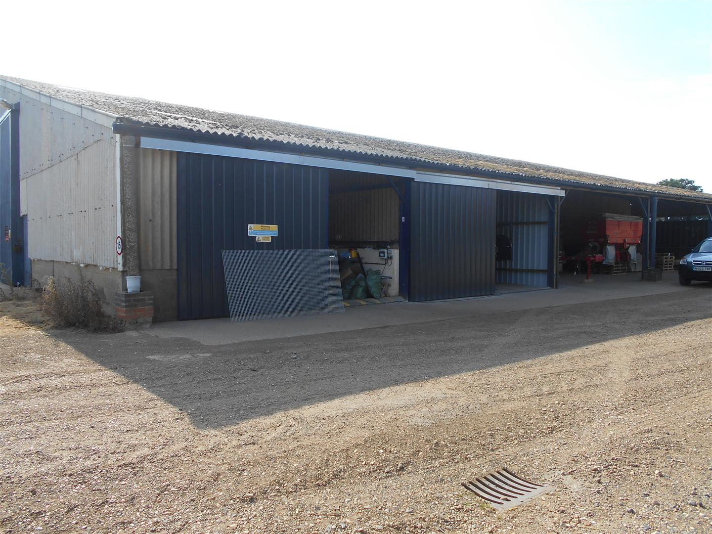 Commercial property to rent in Park Farm, King's Lynn, PE33