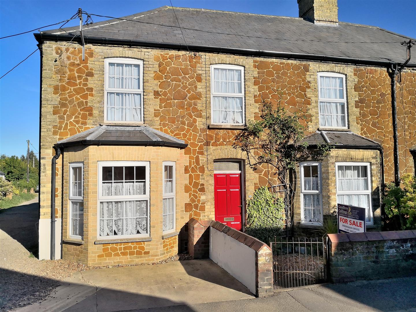 5 bed end of terrace house for sale in King's Lynn, PE31 7EP, PE31
