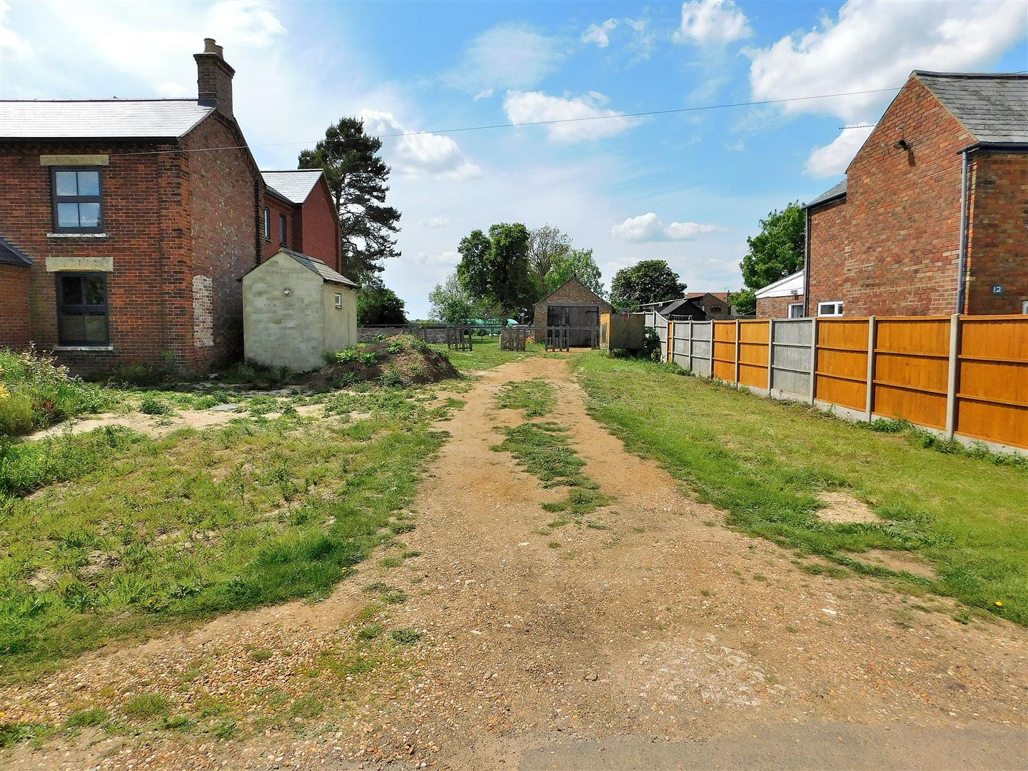 Plot for sale in Hay Green Road North, King's Lynn  - Property Image 1