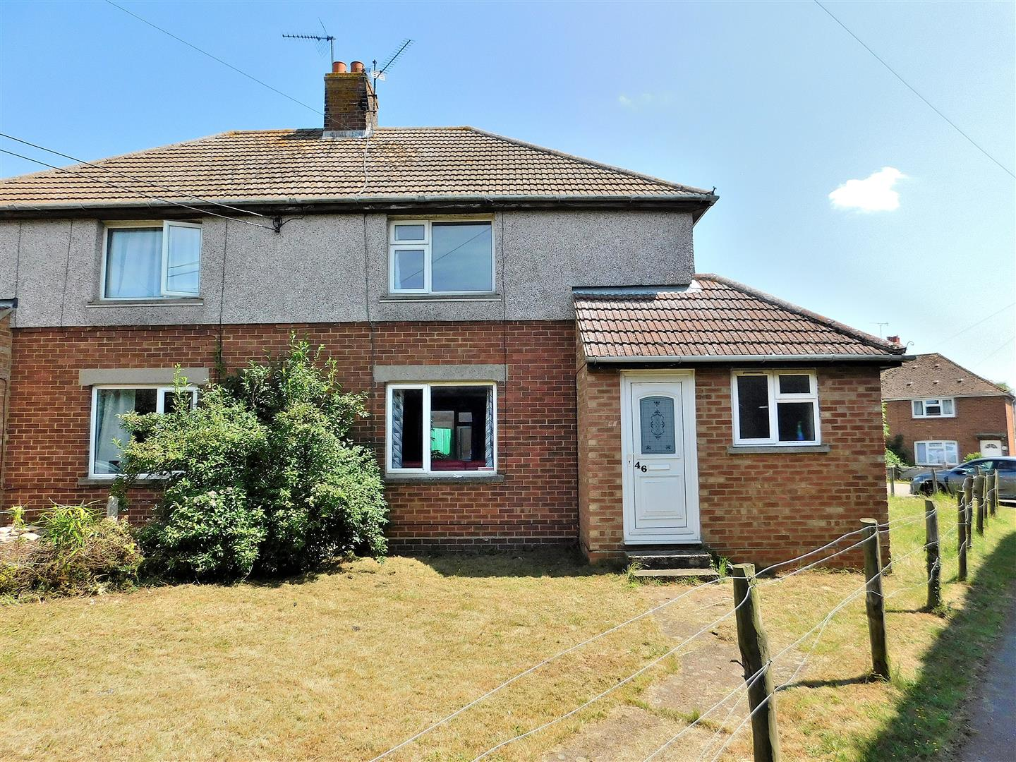 3 bed semi-detached house for sale in King's Lynn, PE31 7BS 0
