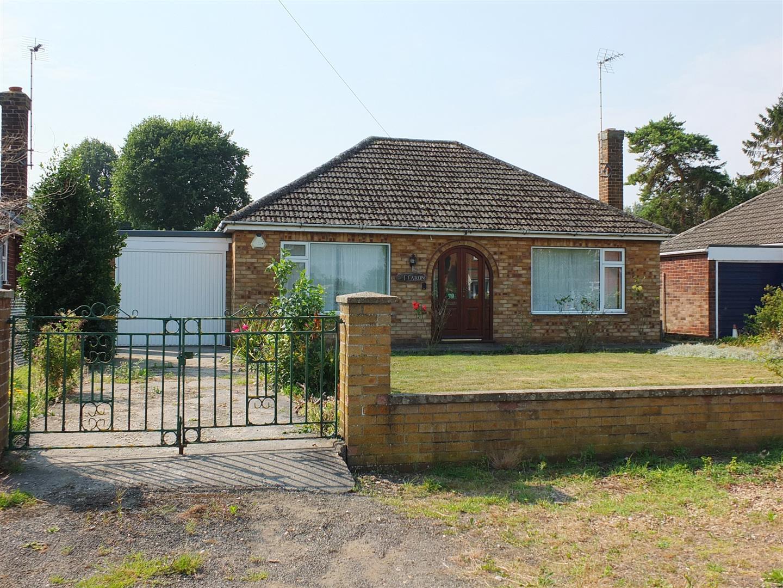 2 bed detached bungalow for sale in Daniels Crescent, Long Sutton Spalding 0