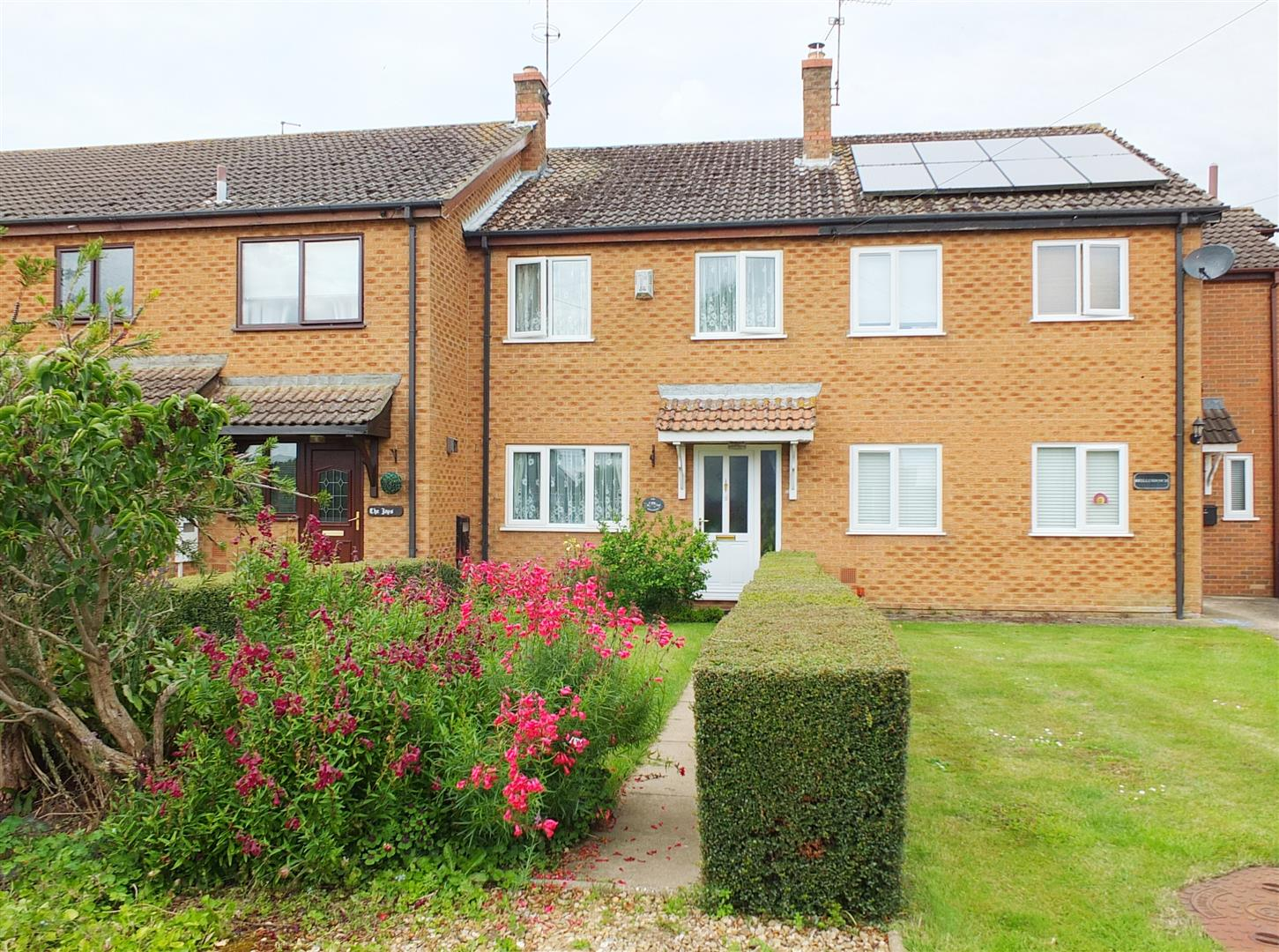 2 bed terraced house for sale in Lutton Spalding, PE12 9LQ, PE12