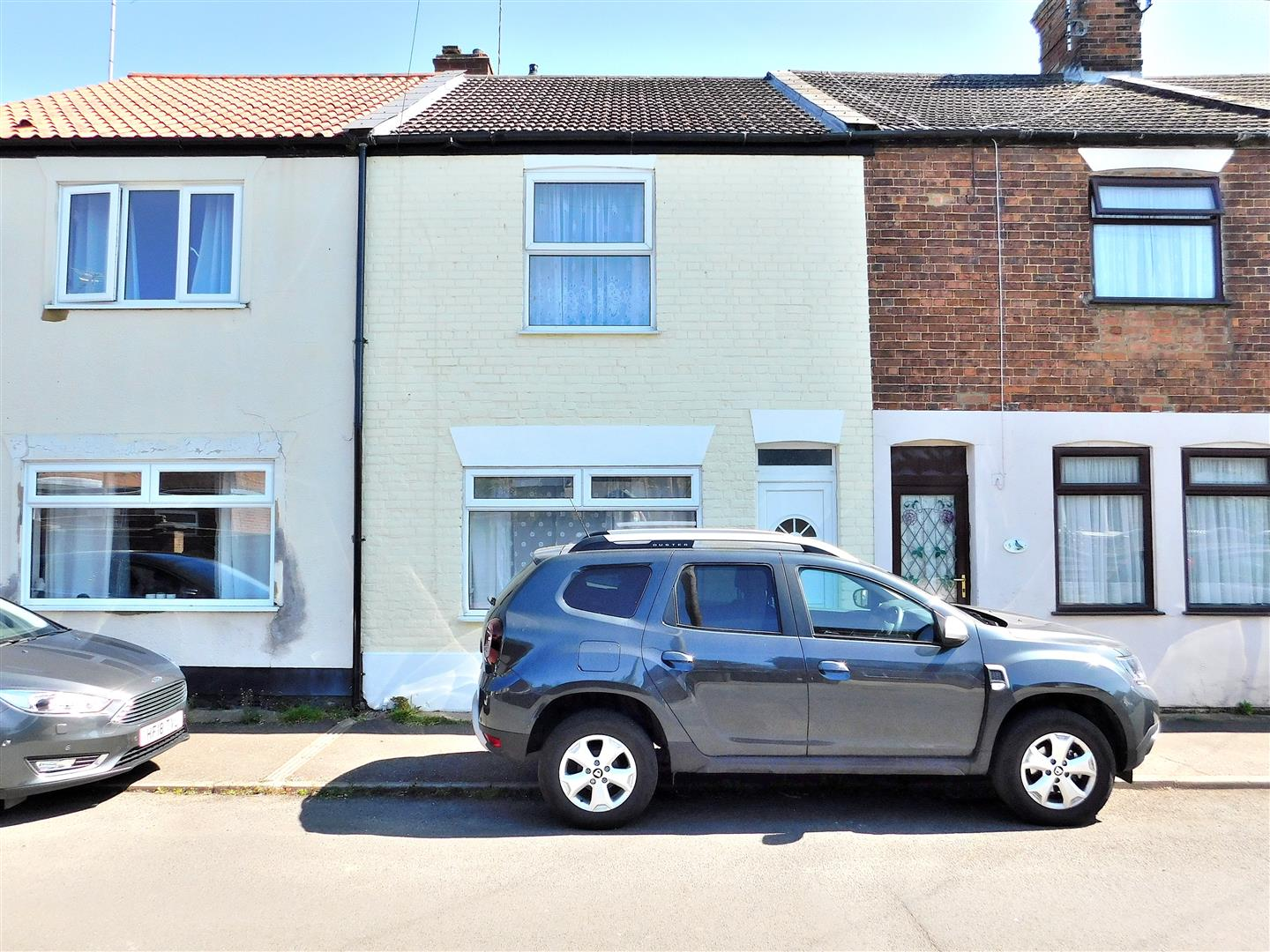 2 bed terraced house for sale in Kings Avenue, King's Lynn, PE30