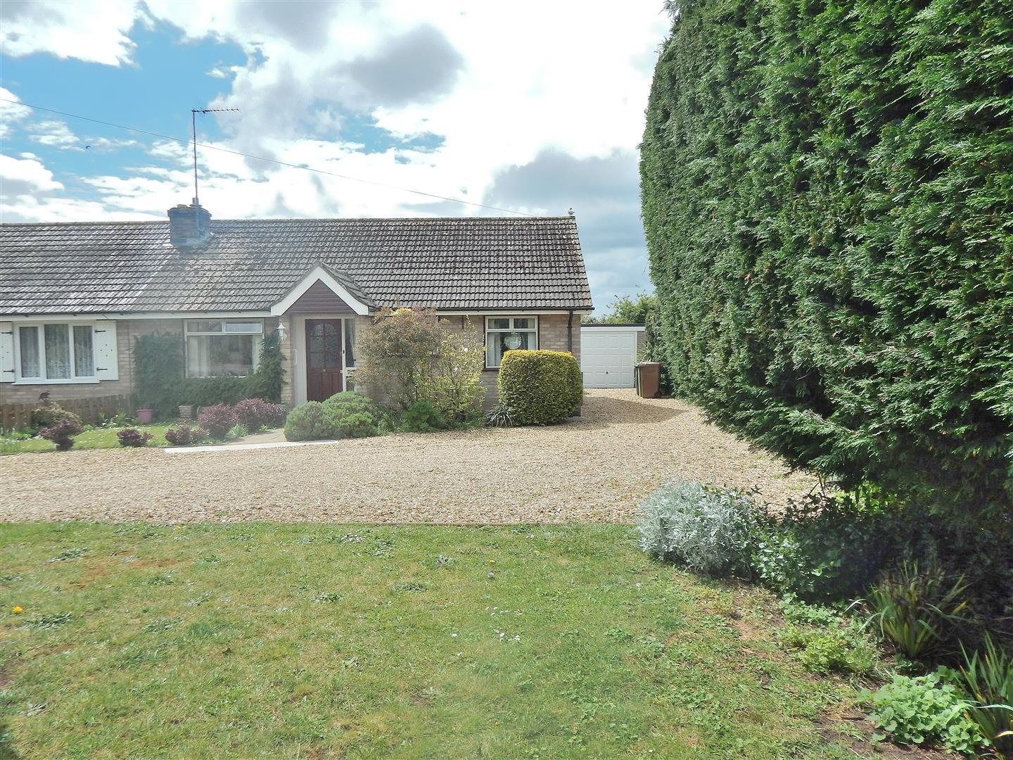 2 bed semi-detached bungalow for sale in Pell Road, King's Lynn, PE31