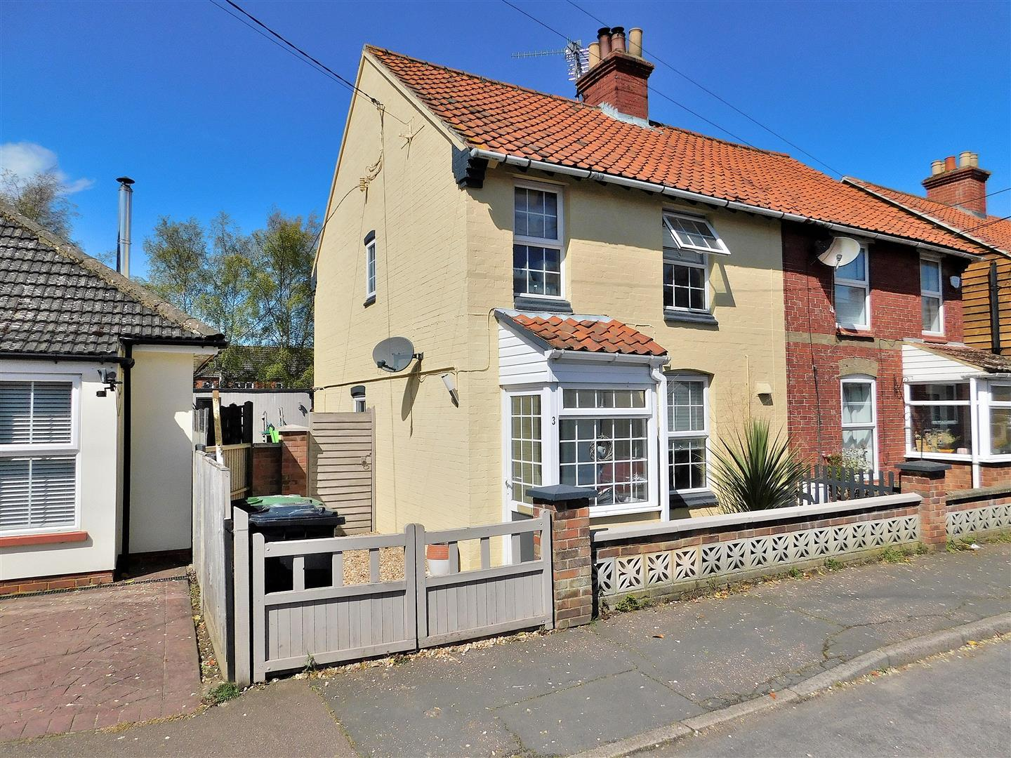 3 bed semi-detached house for sale in Pansey Drive, King's Lynn, PE31
