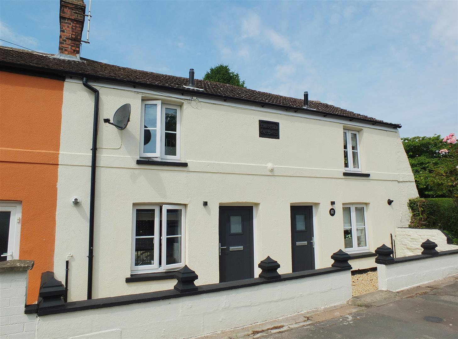 2 bed terraced house for sale in Long Sutton Spalding, PE12 9EA - Property Image 1