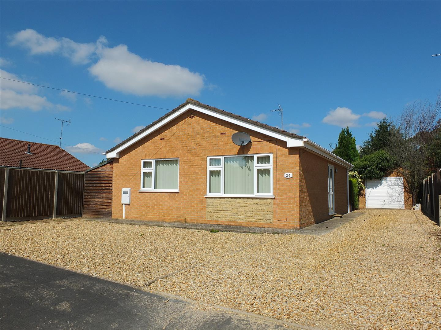 2 bed detached bungalow for sale in Long Sutton Spalding, PE12 9BQ, PE12