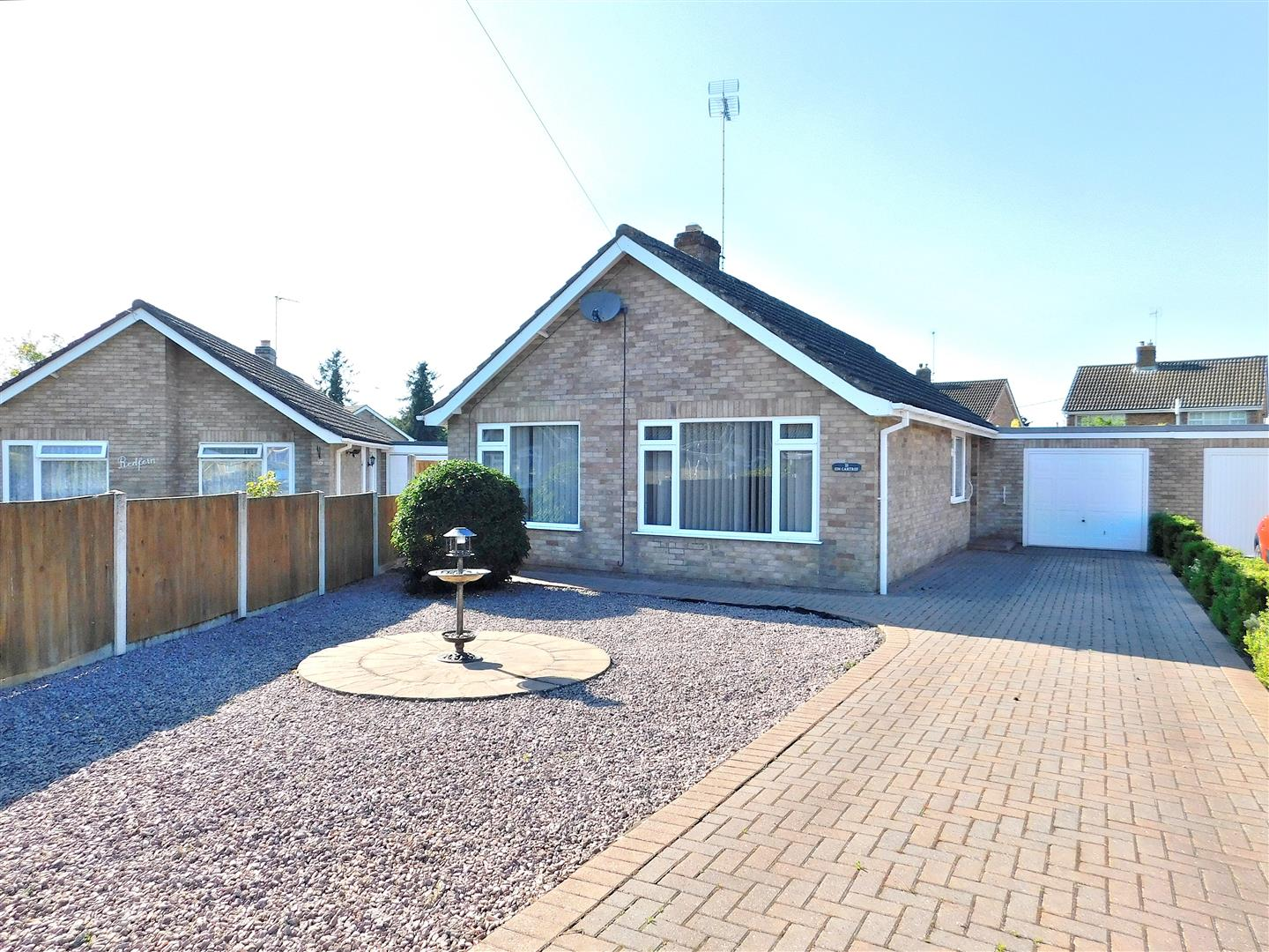 3 bed detached bungalow for sale in King's Lynn, PE30 3LZ, PE30